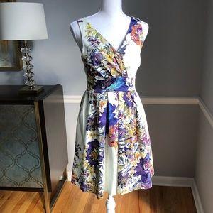 ModCloth summer floral dress